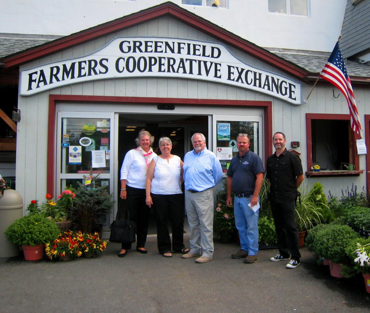 Greenfield Farmers Co-op
